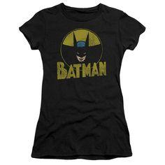 Batman: Circle Bat Junior T-Shirt