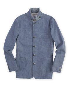 Melrose Utility Jacket