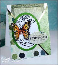 All I Do Is Stamp-- Designs by Vicki Dutcher: Heartfelt Creations June Alumni Hop