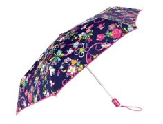 Umbrella in Ribbons. You never know when the weather will turn nasty. Better to be safe than sorry by throwing this is your purse before you head out on your sightseeing.