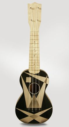 Art Moderne Soprano with perloid fretboard #LardysWishlists ~ https://www.pinterest.com/lardyfatboy/ ~