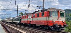 Basel, Swiss Railways, Shutter Speed, Switzerland, Trains, 19th Century, Locomotive, Viajes, Train