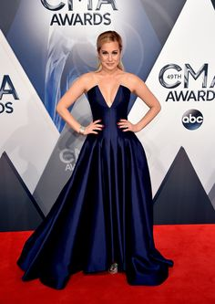 See the Best Red Carpet Looks From the Country Music Awards  - HarpersBAZAAR.com