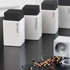 oh boy. i need a spice grinder now Spice Grinder, Bbq, Spices, Objects, Ceramics, Design, Barbecue, Ceramica, Barbacoa