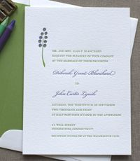 Affordable Wedding Invitations, Cards & Stationery; Modern & Unique Invitations to Formal & Traditional Designs | Delphine