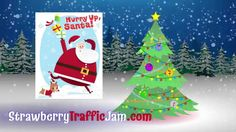 """Christmas Songs for Kids to Perform, Sing & Dance - """"Hurry Up, Santa!"""""""