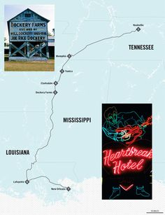 Four classic American road trips    4 great US road trips - only done one of them so far, but the other 3 sound awesome as well!