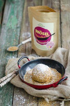 Rezept für vegane Marillenknödel aus Kartoffelteig #vegan #rezept #recipe