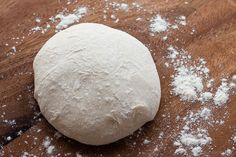 The best thin crust pizza dough. Cold rise, thin crust, crispy, perfect pizza. You will never need another pizza dough recipe.