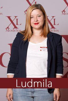 ModeloXL 28 de Junio: Ludmila Patrocinada por: Tuseventos.net
