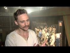 Tom Hiddleston Interview - Muppets Most Wanted. I'm so going to see this movie now!!!!!!!
