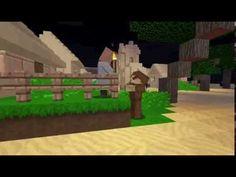 Minecraft | Ep 28 Ramsès II | Des monstres dans la nuit, Roméo et Juliette