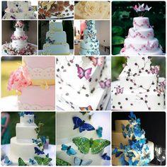 Schmetterling Dekoration Hochzeit