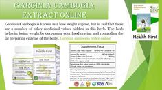 Get natural weight loss health product online at Health First, reduce weight in a easy and safe form with Garcinia Cambogia, Green Coffee Bean and Green Coffee Bean Extract 800. These supplements are 100% safe and natural. Visit Us: https://www.health-first.in/