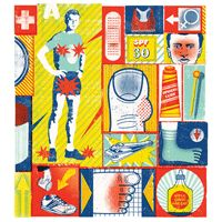 Surface Tension: how to prevent blisters, chafing, black toenails and other war wounds of running New York Times News, Surface Tension, Creepy Pictures, Paper News, Plastic Art, Communication Art, Penguin Books, Vintage Comics, Pics Art