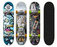 Creative Skateboard Designs