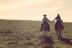 Go on a horseback ride! Maybe in the Colorado Rockies http://ofcoutfitting.net/horseback-rides/custom-mountain-rides/