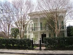 House attributed to John Goodman in New Orleans.