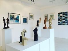 #dalslånged #charcoal  #art #rhano #galleriaskestadart #agnesvolent  #skulptur  #stengods #holmsbu #hurum