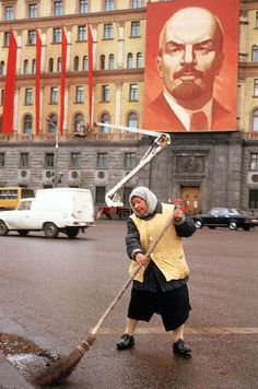 ussr...i was there when this photo was taken.........