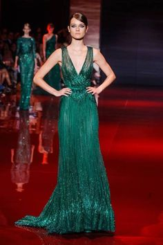 Elie Saab Couture Fall  2013