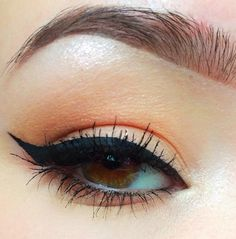 #eyemakeup #eyeshadow #nyxcosmetics #makeup #eyeliner #brows #wing #browneyes #lashes
