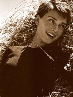 Audrey Hepburn — As a child during WWII she smuggled for the Dutch Resistance and once had to hide in a rat-infested cellar for a couple months to escape detection. Her mother thought she