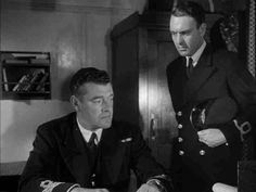 Jack Hawkins and Donald Sinden