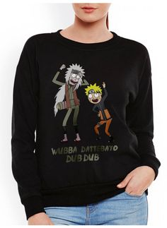 All Fashion, Grunge Fashion, Fashion Outfits, Disney Outfits, Girl Outfits, Kawaii Clothes, Cosplay Outfits, Rick And Morty, Graphic Sweatshirt