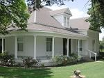 Historic Property: A. W. Perry Homestead Museum  1909 Victorian: Folk   In Carrollton, TX