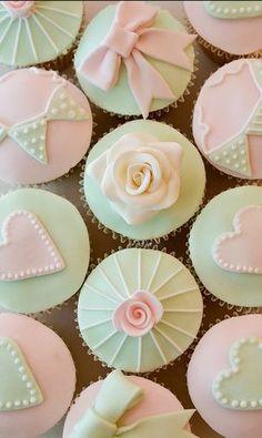 Vintage Cupcakes                                                                                                                                                                                 Más