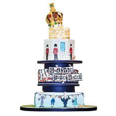 20 fab ideas for wedding cakes - Cakes - YouAndYourWedding