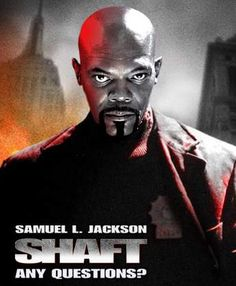 Recent Samuel Jackson Movie titles | Shaft Movie Review by Anthony Leong from MediaCircus.net