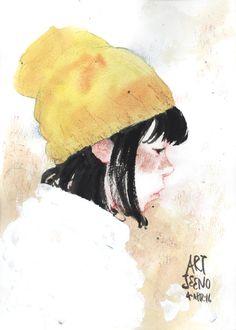 ART JEENO — Sue with Onion