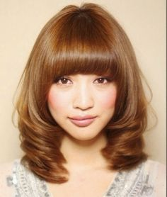 Magnificent Hairstyles For Thin Hair Bangs And Suits On Pinterest Short Hairstyles Gunalazisus