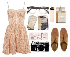 """""""I love you too"""" by v4ndaleyes ❤ liked on Polyvore featuring Plane, Nikon and ASOS"""
