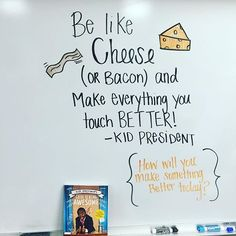 Used my @scholasticreadingclub points to get @iamkidpresident's book and it was…