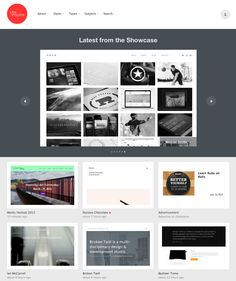 SiteInspire – Showcase of the finest web and interactive design.