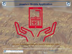 Jewelers Mobile Application - Mobile apps are now entering every sectors and business in a big way. Fashion loving consumers now expect to be able to browse and purchase jewelry, fashion accessories from apps. Do you run a Jewelry store or a Chain of stores / showrooms? Talk to us. www.ncrts.com and learn about our ready to customize mobile app for Jewelry store.