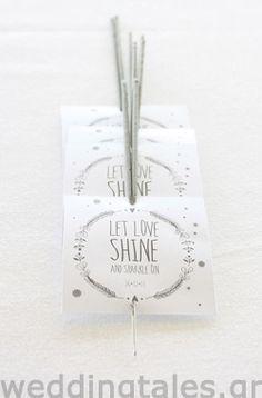 ΛΕΥΚΟ ΘΕΜΑ: Let Love Shine On!