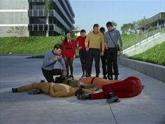 "Star Trek 1 x 29 ""Operation: Annihilate"" Mauriska as Yeoman Zhara"