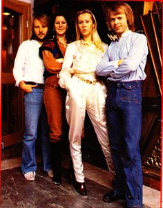 Pics of all 4 together - Seite 80 | www.abba4ever.com