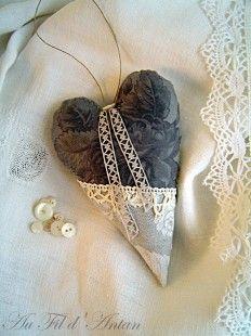 Coeur à suspendre                                                                                                                                                                                 Plus