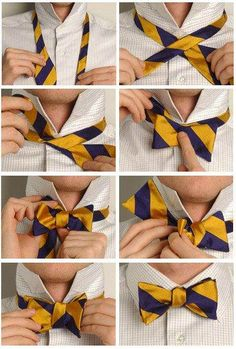 Curious, Funny Photos / Pictures: Different tie knots Cool Tie Knots, Cool Ties, Tie The Knots, Big Men Fashion, Mens Fashion Suits, Cheap Fashion, Fashion Boots, Different Tie Knots, Tie Knot Styles