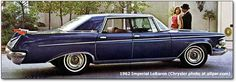1962 Imperial LeBaron