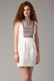 Pueblo Stitched Dress