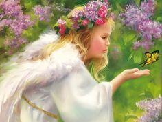 Fine Fantasy Art Women   ... Download Girl With White Hair Fantasy Fine Art Painting Woman Feminine
