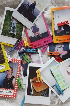 Foto Gitter zum Muttertag mit Instax Sofortbildern Pictures, Diy Crafts