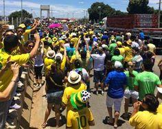 Blog Paulo Benjeri Notícias: Fora Dilma: Manifestações em Juazeiro e Petrolina