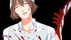Male Yandere, Yandere Anime, Animes Yandere, Ayano X Budo, Yandere Simulator Characters, Love Sick, Ayato, Different Games, Witch Art